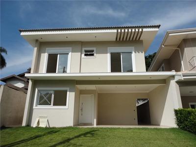 Casa À Venda Em Condomínio Reserva Colonial - Ca254896