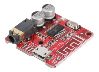 Placa Receptor De Áudio Bluetooth 4.1