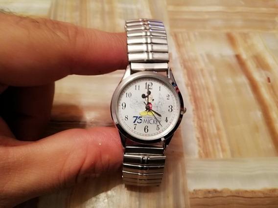 Reloj Micky Mouse Edición Especial 75 Aniversario