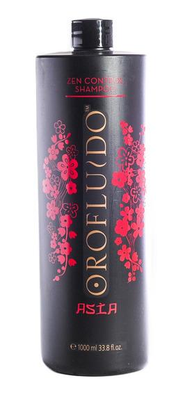 Revlon Orofluido Asia Zen Control Shampoo Anti Frizz 1000ml