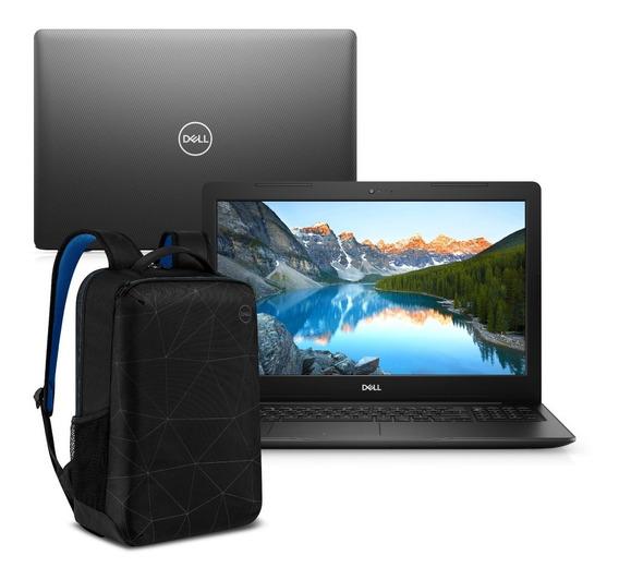 Notebook Dell Inspiron 3584 Core I3 4gb Ssd Windows Mochila