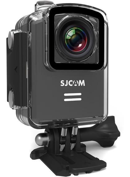 Filmadora Sjcam M20 C/wi-fi 4k M-20 Câmera Esportiva