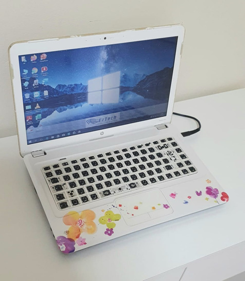 Notebook Hp Dv5 Amd Athlon Dual Core 2gb 500gb 14