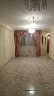 Alquilo Amplio Dpto. De 4 Dormitorio Urb Trébol Los Olivos