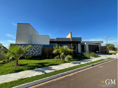 Imagem 1 de 15 de Casa Em Condomínio Para Venda Em Presidente Prudente, Residencial Jatobá, 3 Dormitórios, 4 Banheiros - Ccv16755_2-1159330