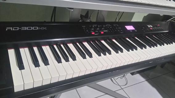 Teclado Rd 300nx Roland Estudo Troca