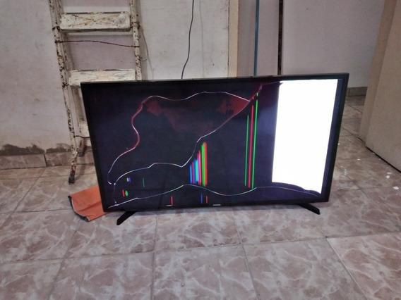 Tv Samsung 40 Polegadas Somente Para Retirada De Peças