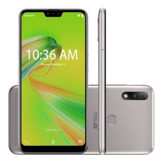 Smartphone Asus Zenfone Max Plus M2 32gb Câmera 12+5mp Pr