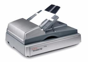 Scanner Xerox Documate 752 Avision Av8350 Scaner A3