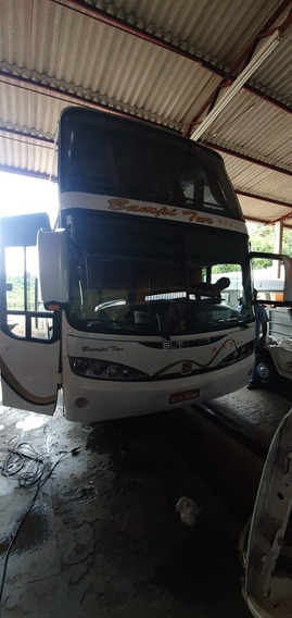 Ônibus Busscar Dd 6x2 Scania 124 360 Ano 2000