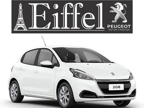 Peugeot 208 - 100% Financiado Sin Interés + Bonific. $18.400