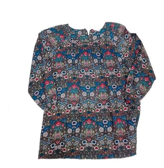 Vestido Niña Estilo Victoria Marca Pampero Original