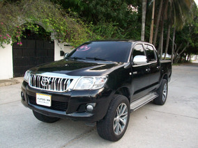 Toyota Hi Lux 2013 Mecánica Diesel 4x2