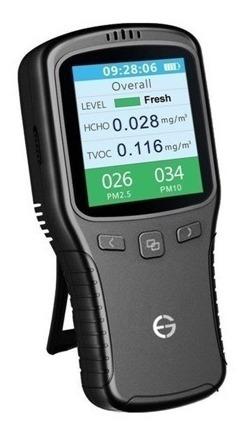Monitor Contaminación De Calidad Del Aire, Detector.