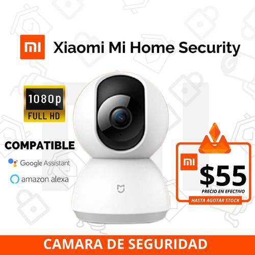 Camara Xiaomi Ip De Seguridad 1080p Full Hd Version Global