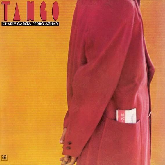 Vinilo Charly Garcia Pedro Aznar Tango 1 Lp Nuevo Reedicion