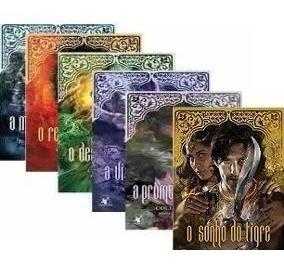 Kit Livros - A Maldição Do Tigre - 6 Volumes
