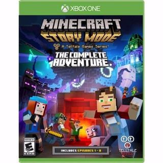 Minecraft: Story Mode - La Aventura Completa Xbox One