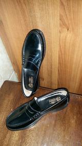 Zapatos Nuevos De Cuero De Hombre Talla 43