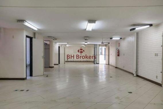 Aluguel - Prédio Comercial 1100 M² - Bairro São Francisco - Bh - 18605