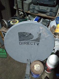 Antena Satelital Direc Tv Plato Solo