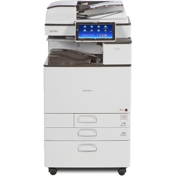 Mp C2004ex Impressora Multifunções A Laser A Cores Seminov