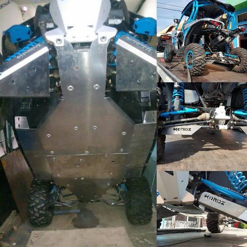 Skid Plate - Can-am Maverick 1000 Turbo
