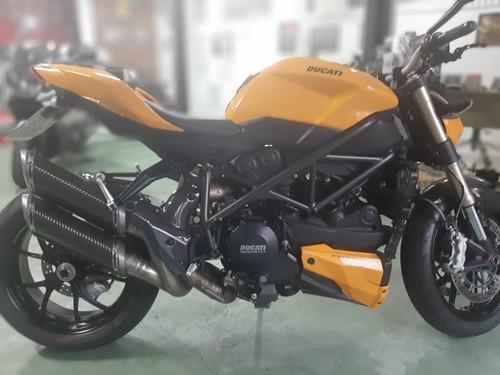 Imagem 1 de 9 de Ducati Street Fighter 848 2013