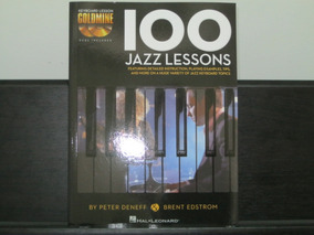 100 Jazz Lessons For The Piano + Cd