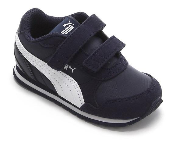 Tênis Infantil Puma St Runner V2 Nl - Original