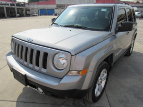 Jeep Patriot Limited 2014 A/a E/e B/a Sistema My Gyg Navy
