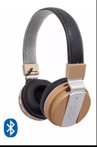 Fone De Ouvido Headphone Bom Yw Bluetooth