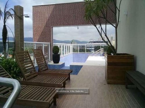 Apartamento Com 2 Dormitórios À Venda, 65 M² Por R$ 350.000,00 - Vila Rosália - Guarulhos/sp - Ap1152
