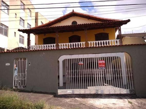 Casa Com 3 Quartos Para Comprar No Serrano Em Belo Horizonte/mg - 7173
