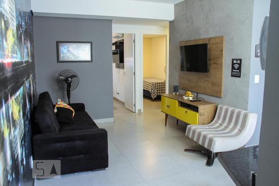 Apartamento Para Aluguel - Bela Vista, 2 Quartos, 46 - 893041120