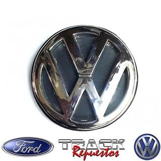 Logo Emblema Insignia Baul Gol 3ra Trasera