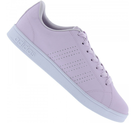 Tênis adidas Sapatenis Feminino Neo Vs Advantage Clean Novo