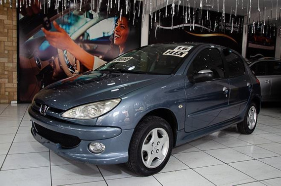 Peugeot 206 2007 4p Hatch Feline 1.6 (flex) Manual