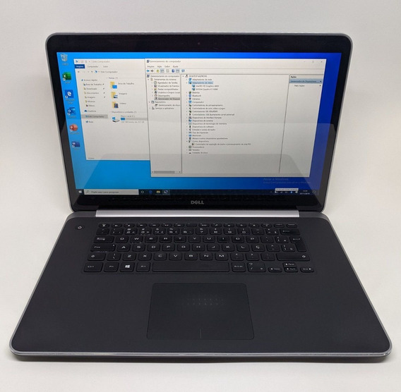 Notebook P Engenharia Dell Precision M3800 I7 16gb 240gb Ssd