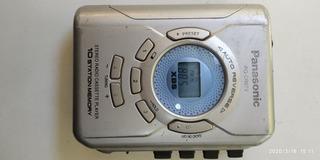 Personal Stereo Panasonic Pq-cr07v Funcionando