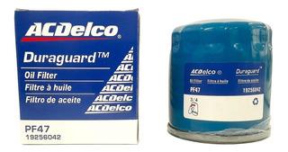 Filtro De Aceite Acdelco Pf47 Aveo Optra Palio Corsa Chevy