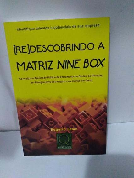 Re Descobrindo A Matriz Mine Box - Rogerio Leme
