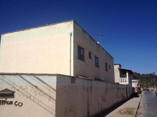 Apartamento Para Venda Em Ribeirão Das Neves, Nova União, 2 Dormitórios, 1 Banheiro, 1 Vaga - V160_1-1171169