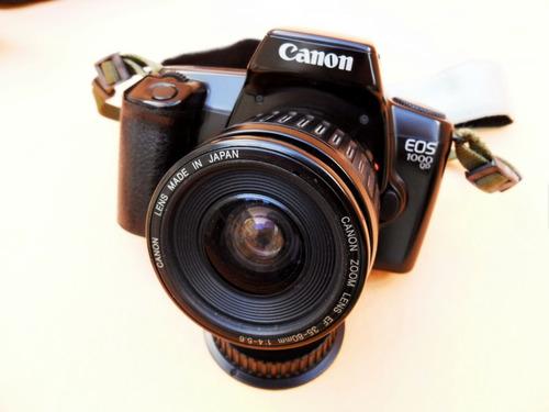 Canon - Eos 1000qd + Bolsa