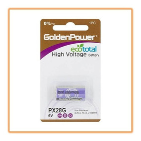 Bateria Pilha 476a 4lr44 L1325 Px28a A544 Golden Powe