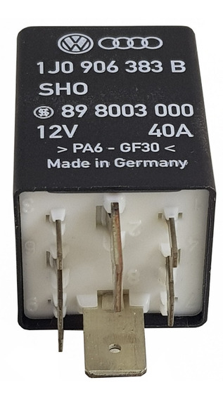 Relê Bomba De Combustível Audi Golf Passat Bora 1j0906383b