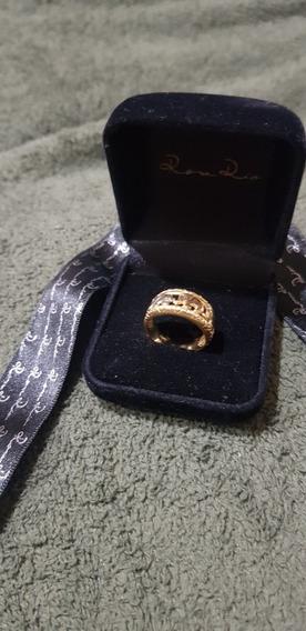 Anel De Ouro 750 ,com 5.9g