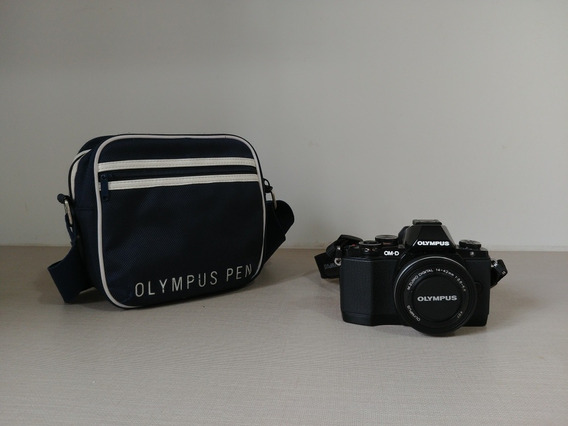Câmera Olympus Omd Em-10