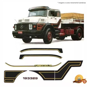 Kit Faixas/adesivo Mercedes-benz 1929 1932 1933 Turbocooler