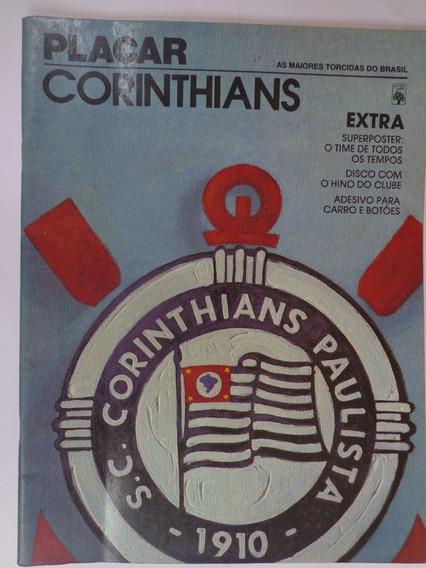 Placar Extra 1985 As Maiores Torcidas Do Brasil Corinthians